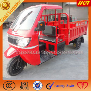 Powerful Chinese Cargo Motorcycle with Cabin pictures & photos