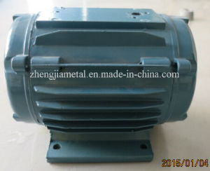 Aluminum Alloy Die Casting Pump Shell Body Part