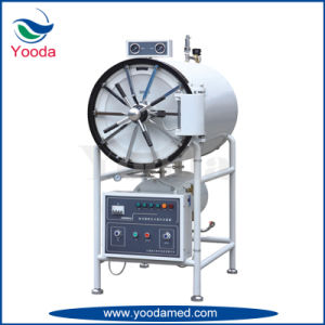 Horizontal Cylindrical Dental Sterilizer Autoclave pictures & photos