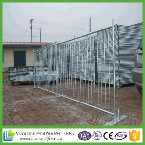 Pedestrian Barrier Event Temporary Temp Fencing Fence Crowd Control Croud Sydney pictures & photos