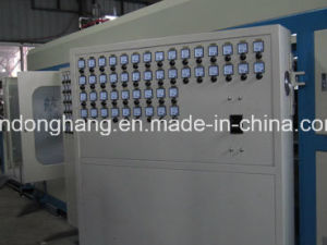 Plastic Food Tray Packaging Machine Donghang Low Price pictures & photos