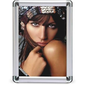 Aluminum Wall Mounting Snap Frame