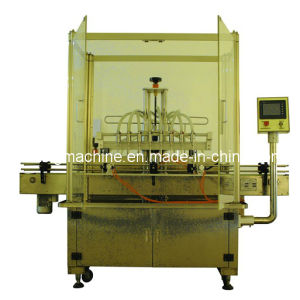 Ybg Timed Flow Volumetric Piston Filling Machine (8 stations) pictures & photos