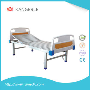 ISO/CE Certificate Manual Hospital Bed. Patient Bed. pictures & photos