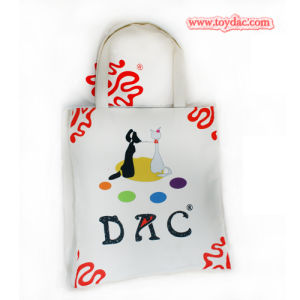 Pure Cotton Printed Shopping Bag pictures & photos