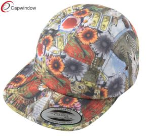 Blank Newest Camping Hat Outdoor Custom Floral Cap (07048) pictures & photos
