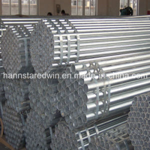 Construction Material Galvanized Steel Pipe Supplier pictures & photos