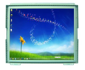 15′′ Open Frame LCD Monitor with Resistive/IR/Saw/Capactive Touch Screen for ATM/ Kiosk/ POS Application pictures & photos