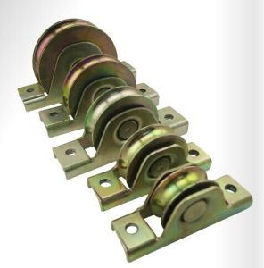 Steel Sliding Gate Roller/Wheels/Pulley pictures & photos