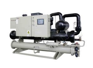 CE Low Temperature Water Cooled Chiller (-5degrees)) pictures & photos