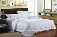 Wholesale Hotel Bedding Set Duvet Cover Sheet Set pictures & photos