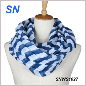 2015 Newest Design Spring Fashionable Round Neck Scarf pictures & photos