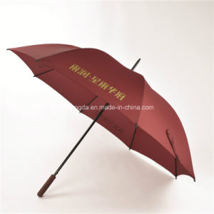 "Date Red 27"" Advertisement and Promotion Golf Umbrella (YSS0116) pictures & photos"