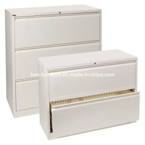 Metal Cabinet/White Filing Cabinet (W008) pictures & photos
