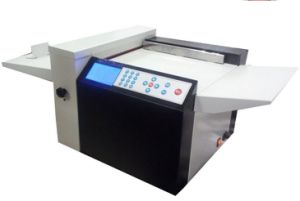 Hs3206 Automatic Paper Creasing Machine/Paper Creaser pictures & photos