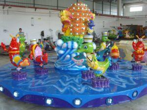 Game Machine Coin Machine Kiddie Ride, Kiddie Rides Undersea Paradise (NC-IE04) pictures & photos