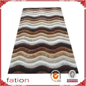 Ultra Soft Area Rugs Modern Indoor L 3D Shaggy Area Floor Carpet pictures & photos