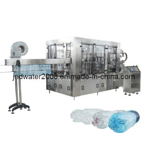 Automatic Soda Water Filling Machine pictures & photos