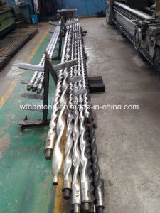 Coalbed Methane (CBM) Specialized Downhole Screw Pump Well Pump Glb75-21 Rotor pictures & photos