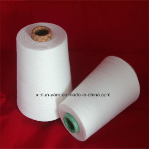 Best Quality T/C 65polyester /35 Cotton Yarn 32S pictures & photos