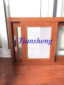 Popular Style Aluminum Sliding Window Made in China pictures & photos