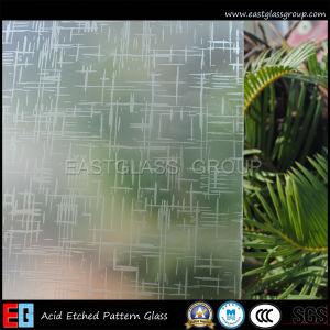 Eg 3mm-12mm Tinted Acid Etched Glass/Frost Glass (AD38) pictures & photos