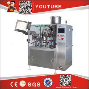 Automatic Aluminum Tube Filling Machine/Metal Tube Filling Machine pictures & photos