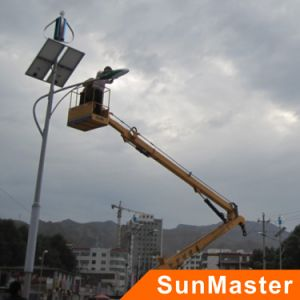 Wind and Solar Street Light (SFG05-30W) pictures & photos