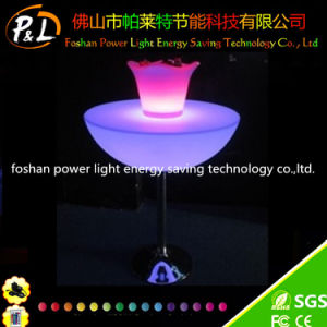 LED Luminous Square Table for Bar, Party, Exhibition pictures & photos
