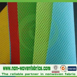 High Quality PP Spunbond Nonwoven Fabric Raw Material pictures & photos