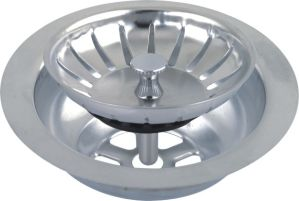 Sink Waste Stainless Steel Strainer (YD-A003)