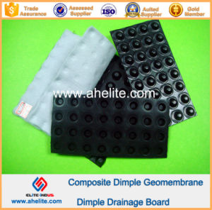 Composite Compound Drain Board Dimple Geomembranes pictures & photos