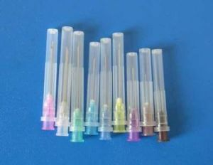 Disposable Sterile Hypodermic Needle Syringe Needles pictures & photos