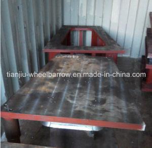 60L Sri Lanka Wheelbarrow Tray Wb3800 Moudle pictures & photos