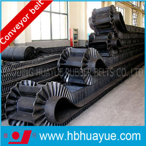 Endless Rubber Belt Sidewall Cleat Conveyor Belt pictures & photos