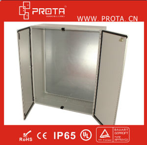 Double Doors Ptd Steel Wall Mounting Enclosures pictures & photos