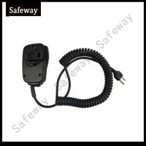 Speaker Microphone for Icom Walkie Talkie IC-V80 IC-V85 pictures & photos