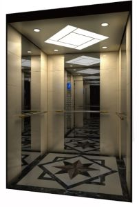 China Passenger Elevator with German Technology pictures & photos