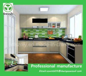 New Design Modular Kitchen Cabinets pictures & photos