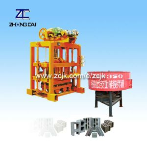 Zcjk Hot Sale Concrete Block Making Machine Qtj4-40II pictures & photos