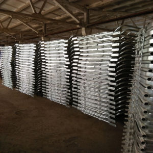 Pig Farm Equipment Made by Galvanized Steel Pipe pictures & photos