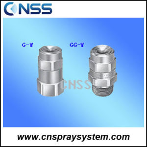 Wide Angle Full Cone Nozzle Solid Nozzle pictures & photos
