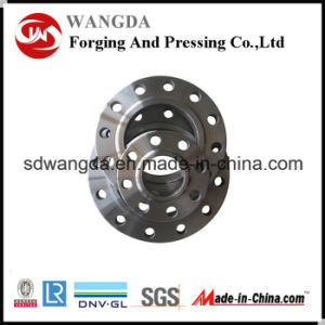 Carbon Steel Pn16-40 Flange Pressure Rating Thread Flange pictures & photos