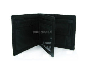 Sport Wallet Purse and Card Holder with Coin Pouch (MS9050) pictures & photos