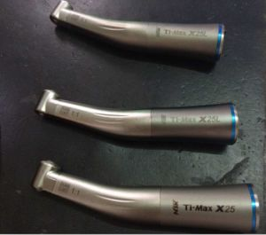 NSK Ti-Maxx25L LED 1: 1 Contra Angle Handpiece pictures & photos