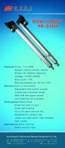 900mm Stroke Solar Tracker Linear Actuator pictures & photos