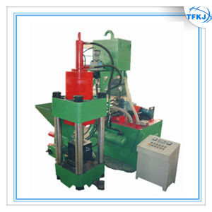 Y83 Metal Recycle Hydraulic Briquetting Press pictures & photos