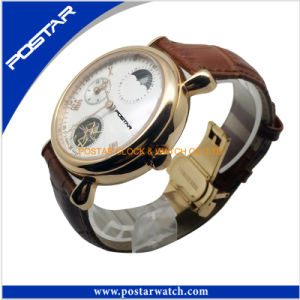 Skeleton Automatic Swiss Watch Mechanical Watch pictures & photos