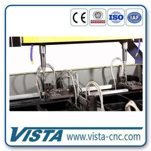 Cdmp Dual-Spindle CNC Platte Drilling Machine pictures & photos