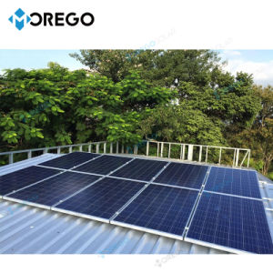Morege PV Solar System for Home Lighting 5kw 10kw pictures & photos